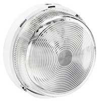 Лампа кръгла