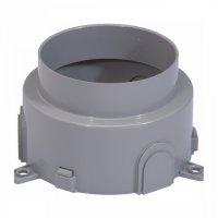 Конзола за подова кутия кръгла