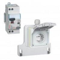 Заряден контакт комплект с ДТЗ 3,2 KW IP55