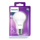 Philips LED Крушка 10W(75W) CW E27