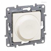 Niloe Ротационен димер универсален + LED бял