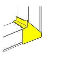 DLP Плосък ъгъл за 35х80/35х105