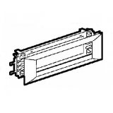 DLP M45 Рамка 8МОД за капак 65мм