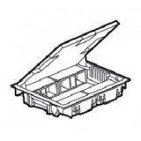Подова кутия за бетон/двоен под 16 мод.