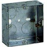 Конзола за вграждане за бойлерен ключ 35mm