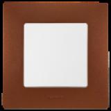 Niloe Лицева рамка Какао единична