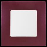 Niloe Лицева рамка Лилаво единична
