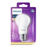 Philips LED Крушка 8W(60W) WW E27