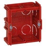 Конзолна кутия тухла/бетон 2 модула