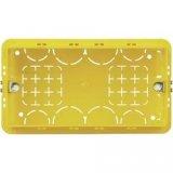Конзолна кутия тухла/бетон 4 модула