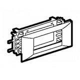 DLP M45 Рамка 4мод за капак 65мм